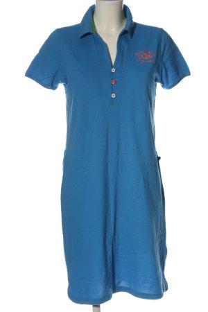 Arqueonautas Sukienka dresowa niebieski W stylu casual