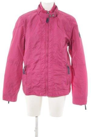 Arqueonautas Übergangsjacke pink Casual-Look
