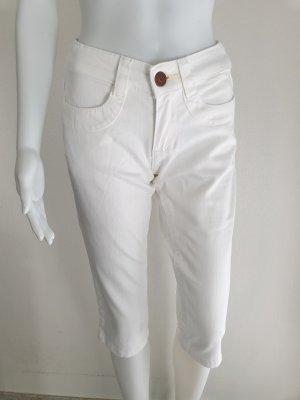 Arrival Denim Shorts white