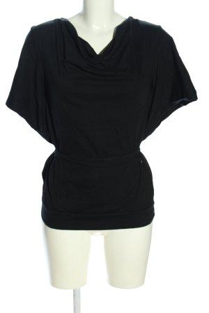 Arrival T-shirt zwart casual uitstraling