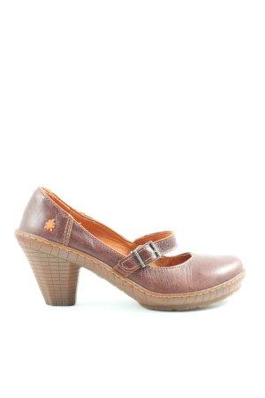Art Scarpa Mary Jane marrone stile casual