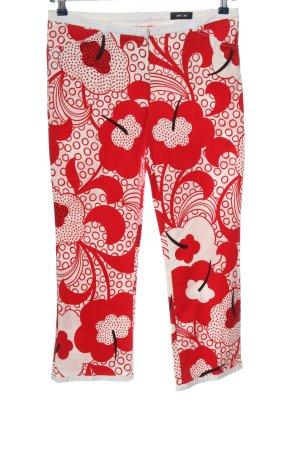 Art To Be Pantalon en jersey motif abstrait style décontracté