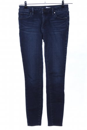 Articles of Society Skinny Jeans blau Casual-Look