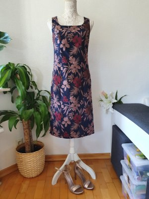 Artigiano A-lijn jurk veelkleurig