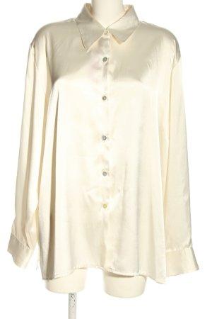 Artigiano Camicia blusa crema stile professionale