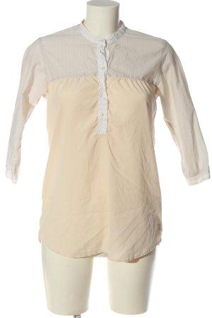 Artigiano Camicia blusa bianco sporco-bianco stile casual