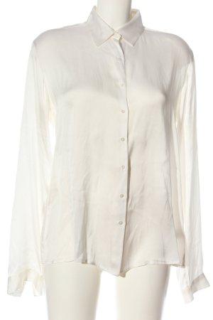 Artigiano Shirt met lange mouwen wit zakelijke stijl
