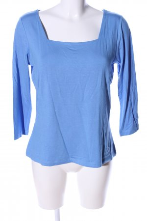 Artigiano T-shirt blauw casual uitstraling