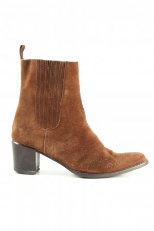 Artigiano Western Booties brown casual look