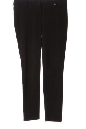 Artigli Pantalon en jersey noir élégant