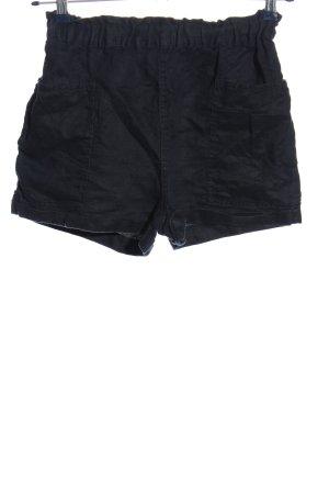 Artisan Hot pants zwart casual uitstraling