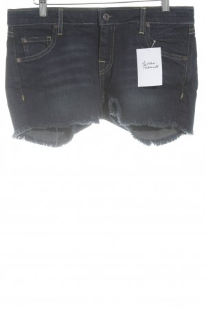 Artisan Short donkerblauw Jeans-look