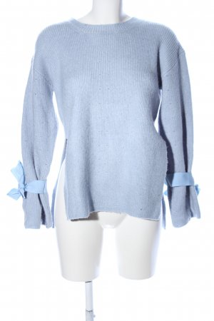 ARTLOVE Paris Pull tricoté bleu