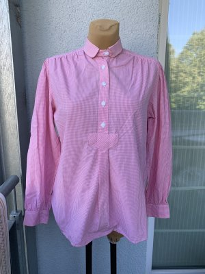 Arzberger Long Sleeve Blouse white-pink