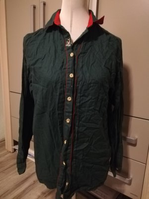 Arzberger Traditional Blouse dark green