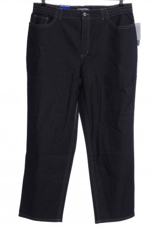 Ascari 7/8 Length Jeans black casual look