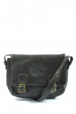 Ascari Crossbody bag black casual look