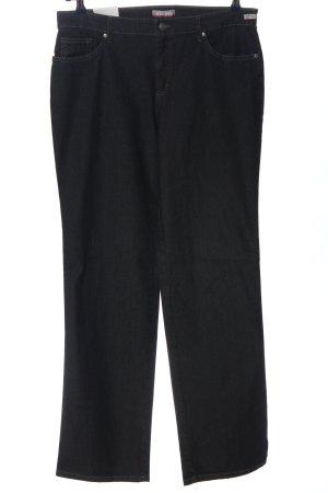 Ascari High Waist Jeans black casual look