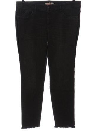Ascari Tube Jeans black casual look