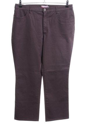 Ascari Jeans slim violet style décontracté