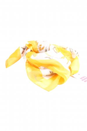 ascot Silk Cloth flower pattern casual look