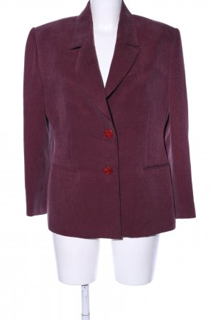 Asena Kleider Long-Blazer rot Business-Look