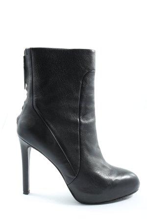 ASH Booties schwarz Elegant