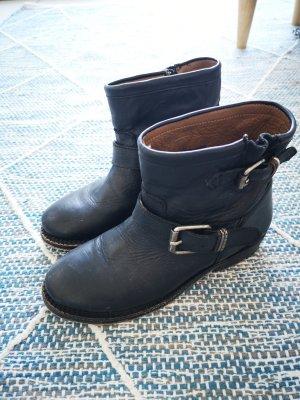 ASH Chelsea Boot noir