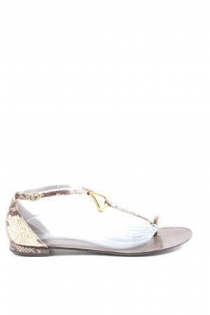 ASH Sandalias Dianette color oro look casual