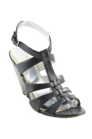ASH High Heel Sandaletten schwarz Casual-Look