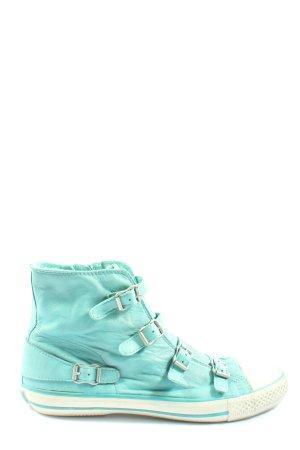 ASH High Top Sneaker türkis Casual-Look