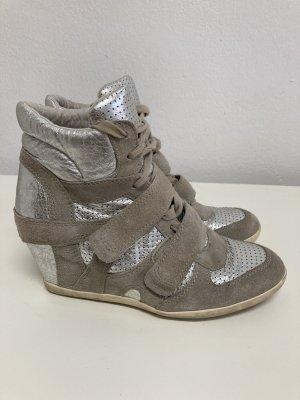ASH Italia  Gr.38 Keilabsatz Hightop Sneaker