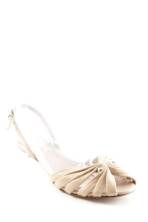ASH Sandales à lanière multicolore élégant