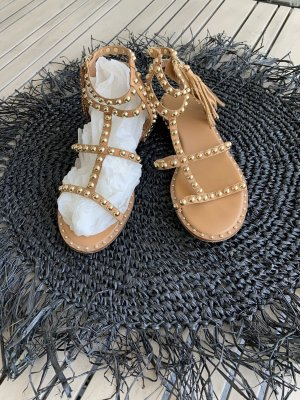 ASH Roman Sandals multicolored leather