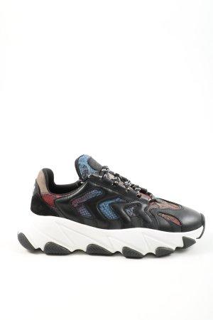 ASH Sneakers met veters zwart casual uitstraling