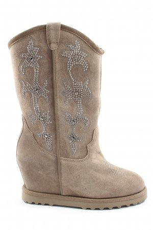 ASH Slouch Stiefel braun Casual-Look