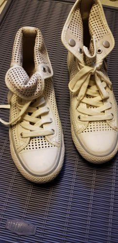 ASH Lace-Up Sneaker white