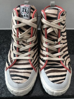 ASH High Top Sneaker multicolored leather
