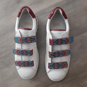 ASH Hook-and-loop fastener Sneakers multicolored leather