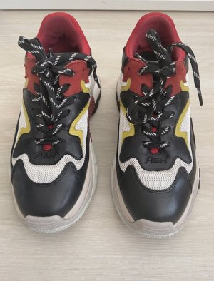 ASH Lace-Up Sneaker multicolored