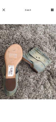 ASH Sommer Jeans Vintage Ankle Nieten Schuhe
