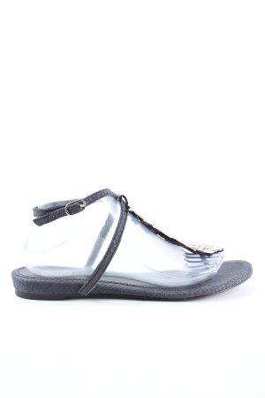 ASH Sandały plażowe Zwierzęcy wzór W stylu casual