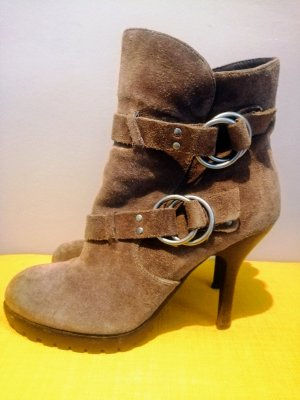 ASH Ankle Boots brown