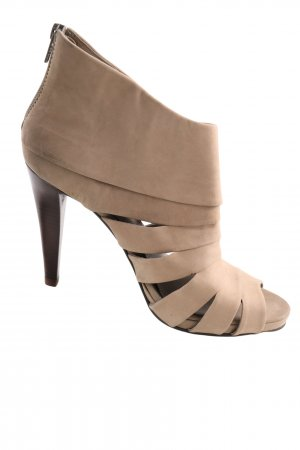 ASH High Heel Sandaletten wollweiß Casual-Look