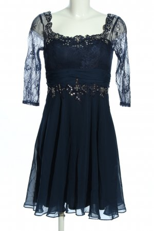 Ashley Brooke Abendkleid blau Elegant