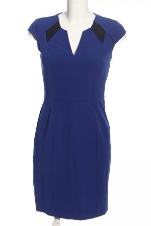 Ashley Brooke Abendkleid blau Business-Look