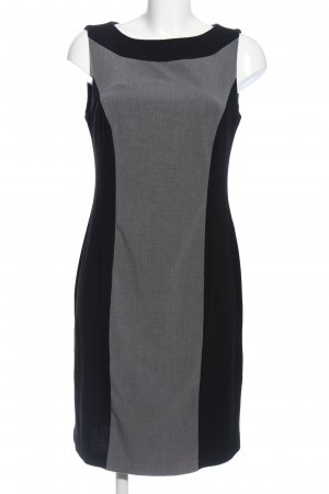 Ashley Brooke Evening Dress light grey-black business style