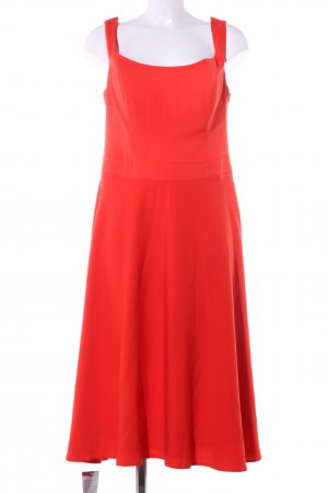 Ashley Brooke Evening Dress red casual look