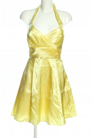 Ashley Brooke Abendkleid blassgelb Elegant