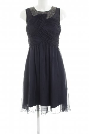 Ashley Brooke Evening Dress dark blue elegant